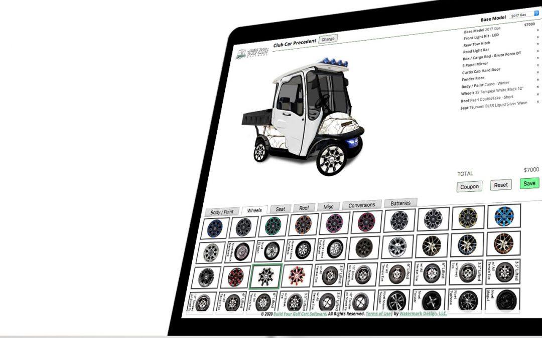 Build Your Own Custom Golf Cart