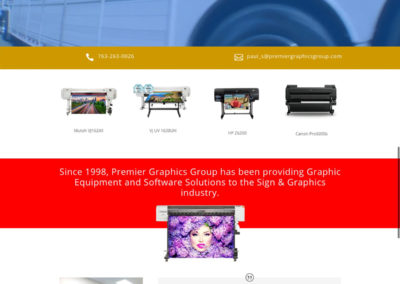 Premier Graphics Group