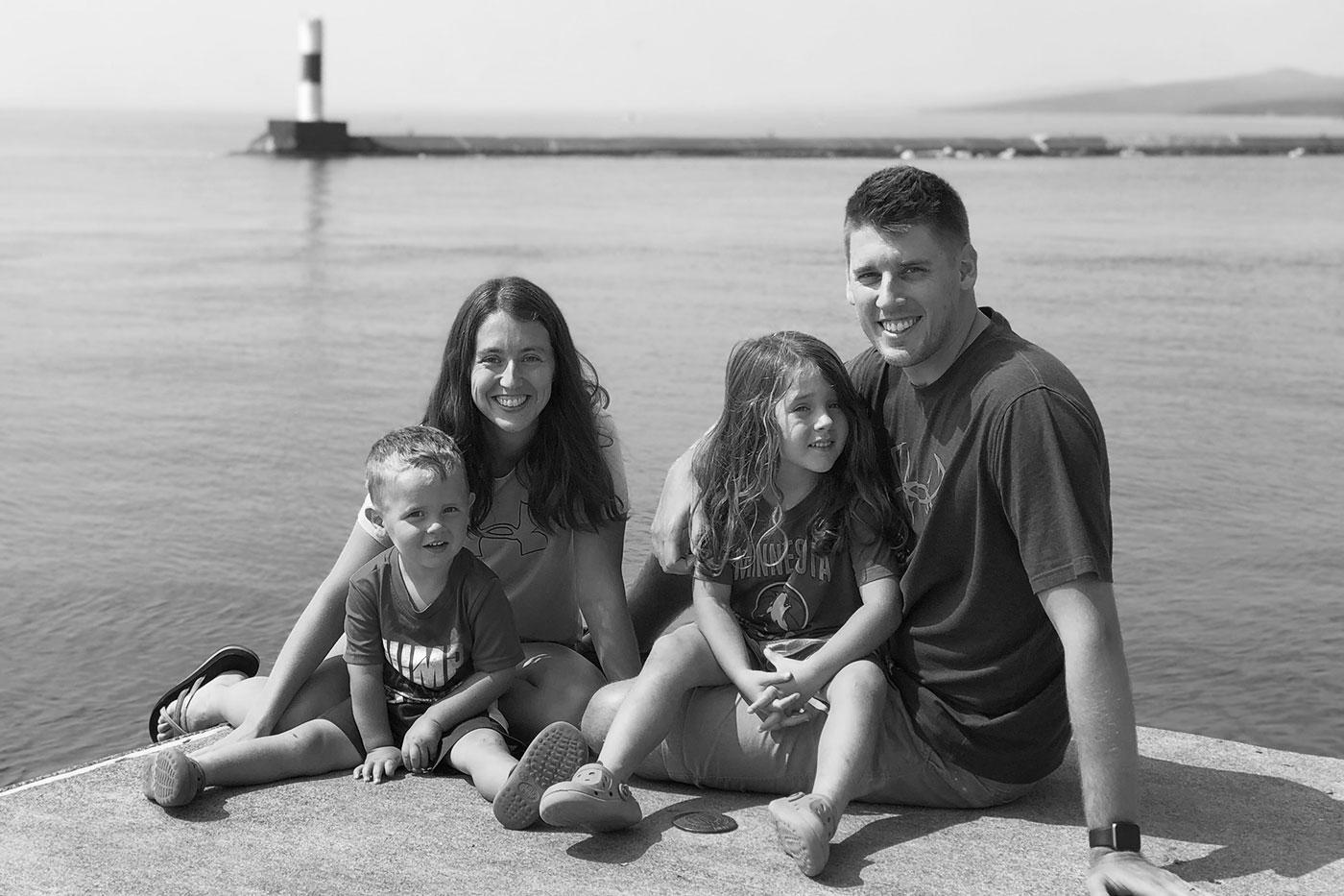 watermark design web family photo minnesota